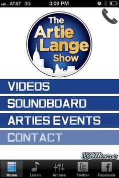 Artie Lange Show screenshot 1