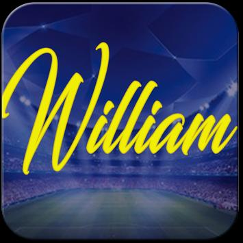 William Premium poster