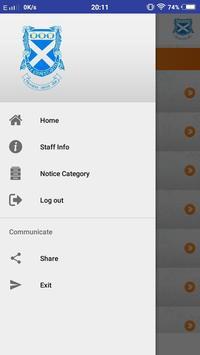 Wilson College Faculty App screenshot 2