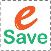 eSave App icon