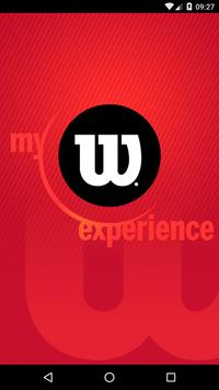 My Wilson Experience poster
