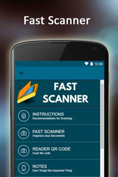 Fast Scanner poster