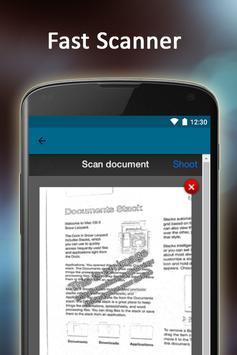 Fast Scanner screenshot 1