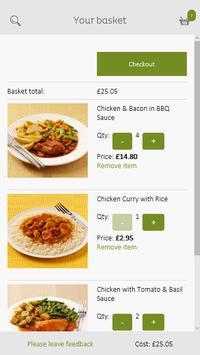 Wiltshire Farm Foods Quick Order apk screenshot