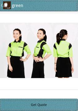 Thumb Uniform screenshot 5