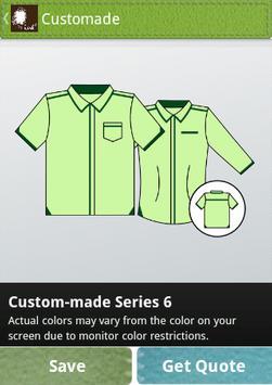 Thumb Uniform screenshot 6