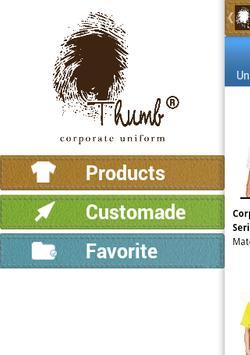 Thumb Uniform screenshot 1