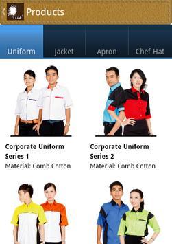 Thumb Uniform screenshot 2