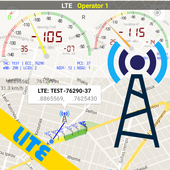 Network Cell Info Lite icon