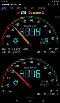 Network Cell Info Lite تصوير الشاشة 12