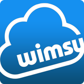 Wimsy - Publish Your Timeline icon