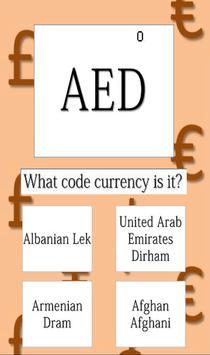 Code Currency Quiz screenshot 2