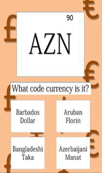 Code Currency Quiz screenshot 4