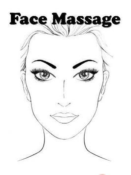 Face Massage poster