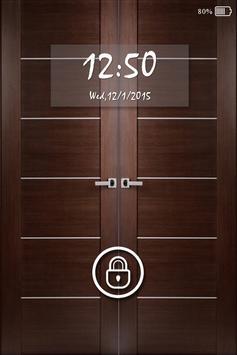 Door Lock Screen screenshot 1
