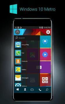 Win 10 Metro Launcher screenshot 4