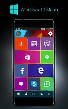 Win 10 Metro Launcher screenshot 1