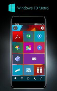 Win 10 Metro Launcher screenshot 3