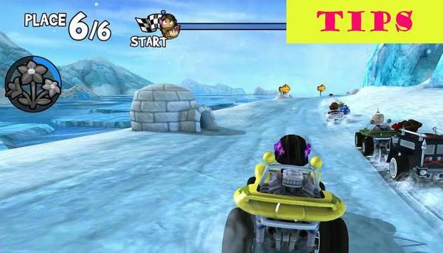 Tips Beach Buggy Racing apk screenshot