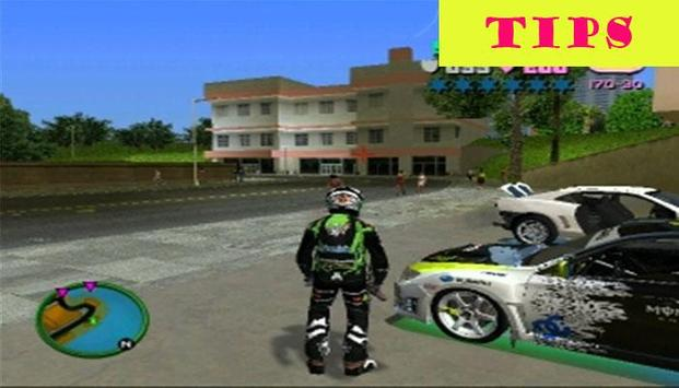 Tips GTA Vice City apk screenshot