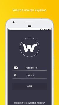 Winom Global poster