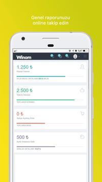 Winom Global apk screenshot