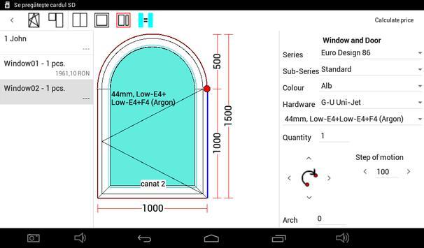 WinArhi 10 Showroom apk screenshot