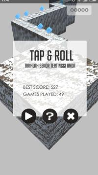 Tap & Roll screenshot 1