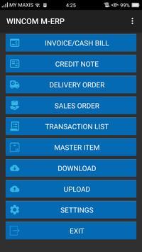 WINCOM ERP-LITE V3 screenshot 1