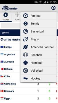 Live Score and Odds screenshot 6