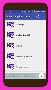Raja Dangdut Nusantara screenshot 4