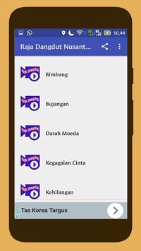 Raja Dangdut Nusantara screenshot 2