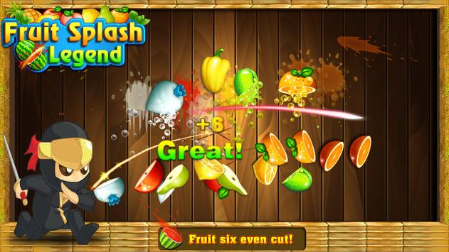 Fruit Splash apk screenshot