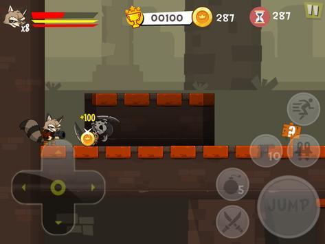 Swat Cat - The Kats Warrior RPG screenshot 4