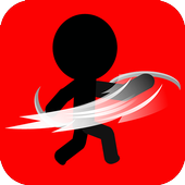 Stickman Mega icon