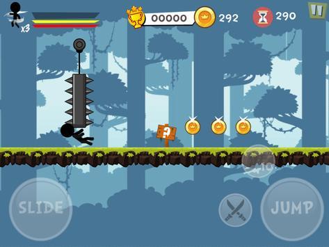 Stickman Mega screenshot 5