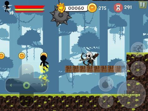 Stickman Mega screenshot 10