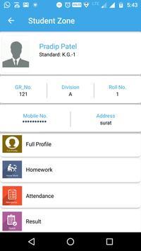 Jay Sardar Vidhyalay screenshot 3