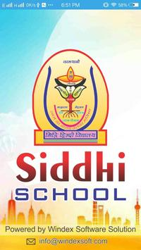 Siddhi School poster