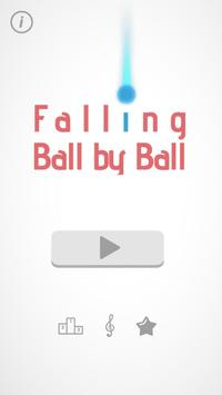 Falling Ball captura de pantalla 1
