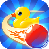 大戰小黃鴨彈珠遊戲 icon