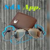 S&A app icon