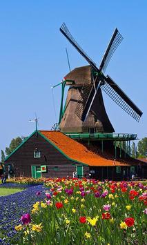Windmill Wallpaper screenshot 4