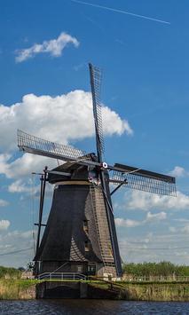 Windmill Wallpaper screenshot 5