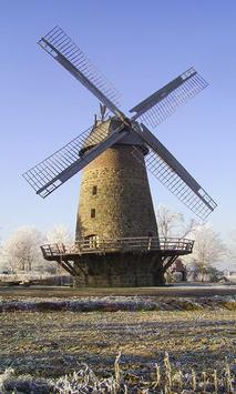 Windmill Wallpaper screenshot 7