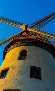Windmill Wallpaper screenshot 1
