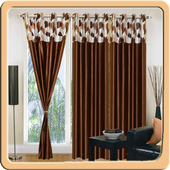 Window Curtain Design Ideas icon