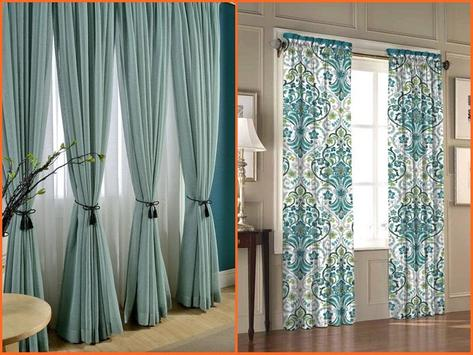 Window Curtain Design Ideas screenshot 3