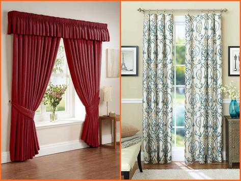 Window Curtain Design Ideas poster