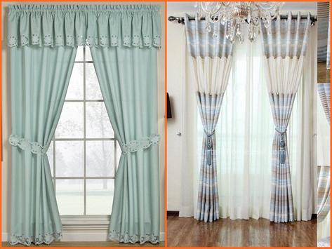 Window Curtain Design Ideas screenshot 1